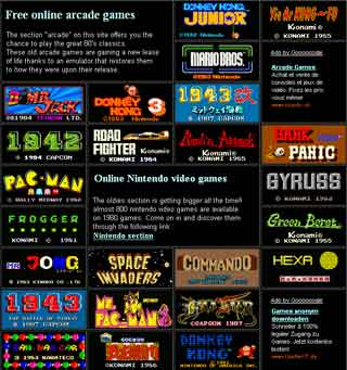 80's video games