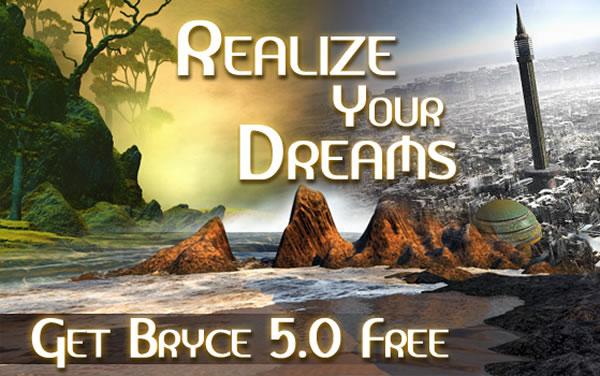 Bryce 5 Free