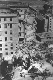 King David Hotel Bombing - July 22nd 1946