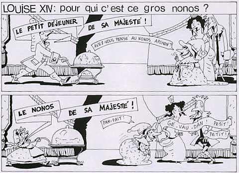 Louise XIV