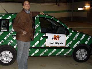 Fiat Panda Mobility/M-Budget